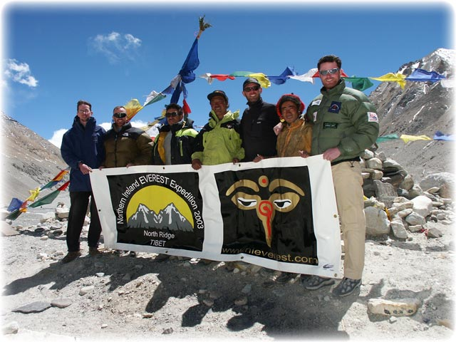 click for the Everest Expedition photo gallery