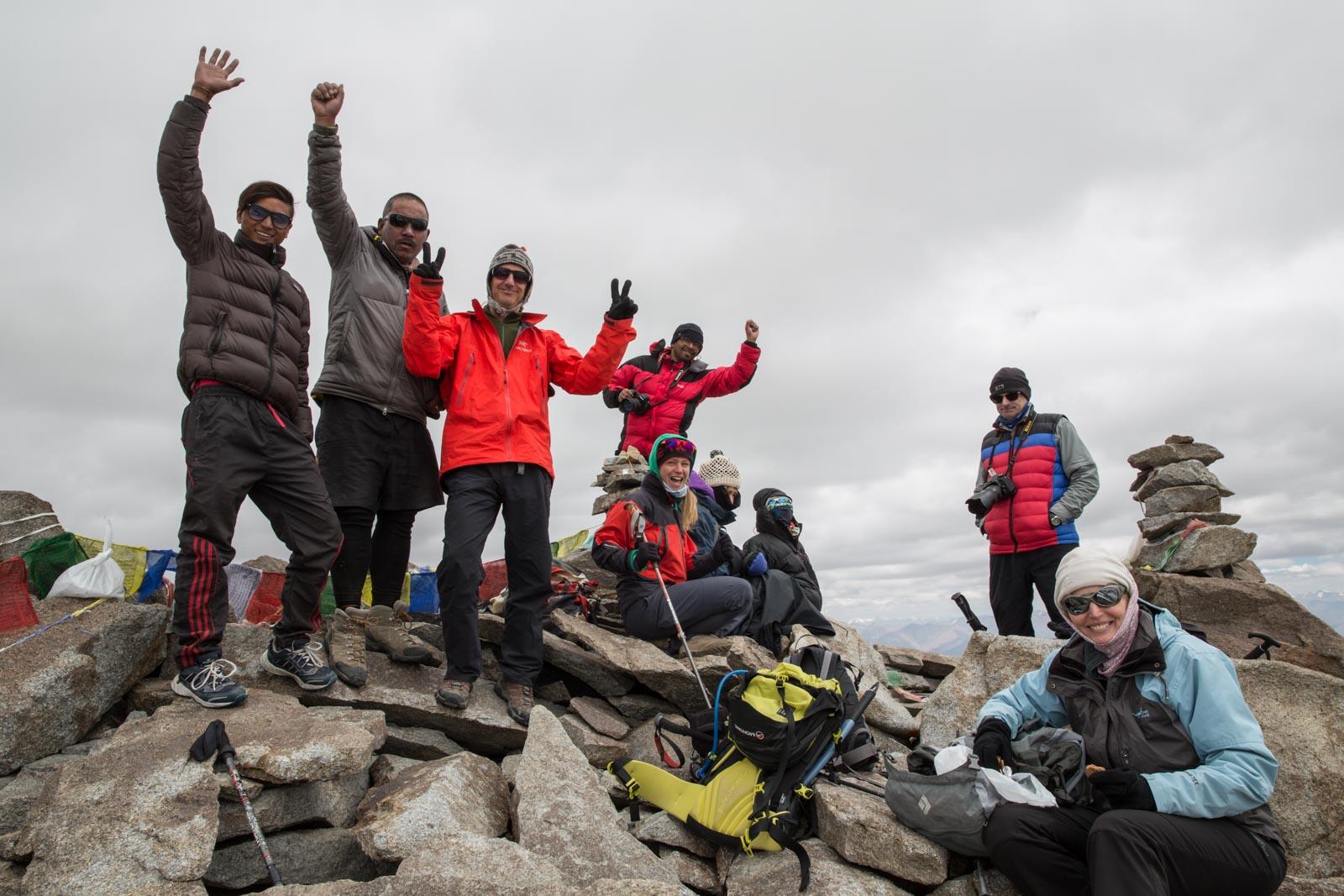 Project Himalaya India trekking peaks   Ladakh Peaks & Passes