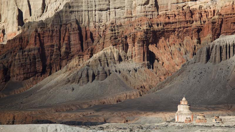 Glorious Upper Mustang