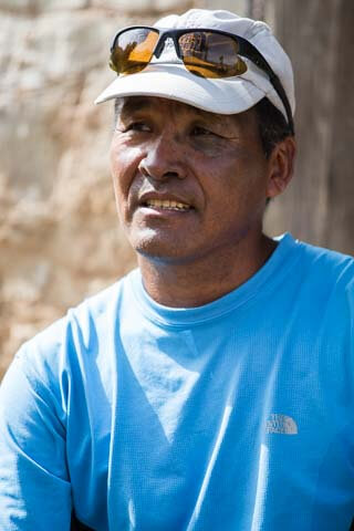 Da'Gelje Sherpa - Expedition Himalaya co-owner