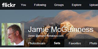 Jamie's Flickr photo sets