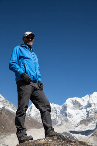 Jamie McGuinness - Project Himalaya owner-guide
