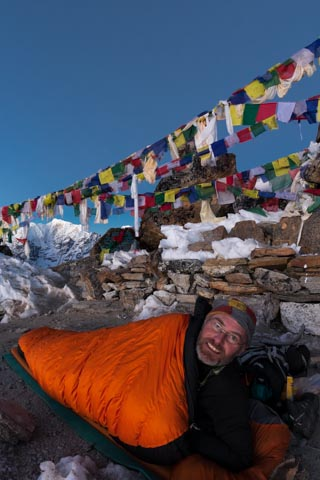 Jamie McGuinness, Project Himalaya owner-guide