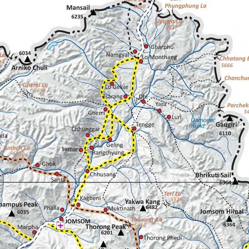 Project Himalaya Nepal Upper Mustang Wild