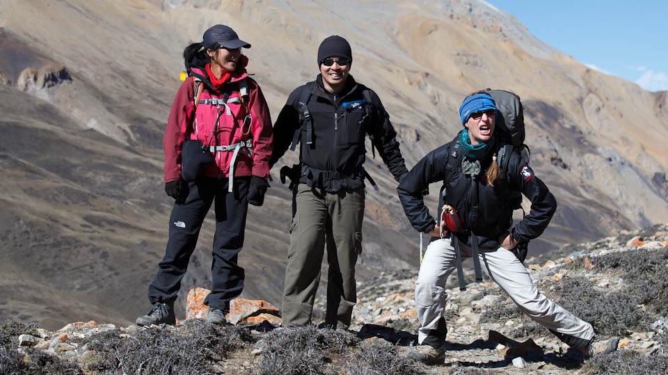 Best Nepal Trekking Shoes